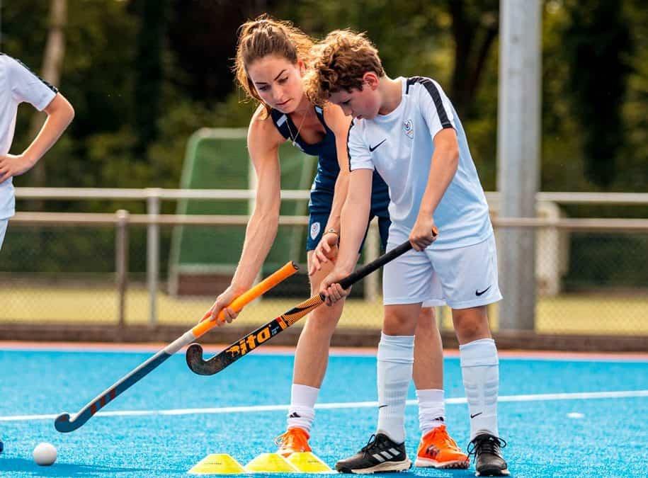 Eva de Goede & Ubuntu Sport