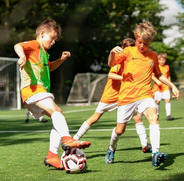 Ubuntu Voetbalkamp in Rotterdam in de zomervakantie van 2021 3 dagen