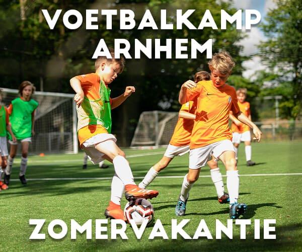 Ubuntu FC Jungle Voetbalkamp in Arnhem in de zomervakantie 2022 (3 dagen)