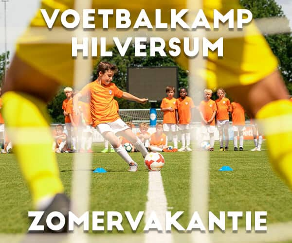 Ubuntu FC Jungle Voetbalkamp in Hilversum in de zomervakantie 2022 (3 dagen)