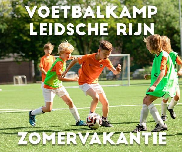 Ubuntu FC Jungle Voetbalkamp in Leidsche Rijn in de zomervakantie 2022 (3 dagen)