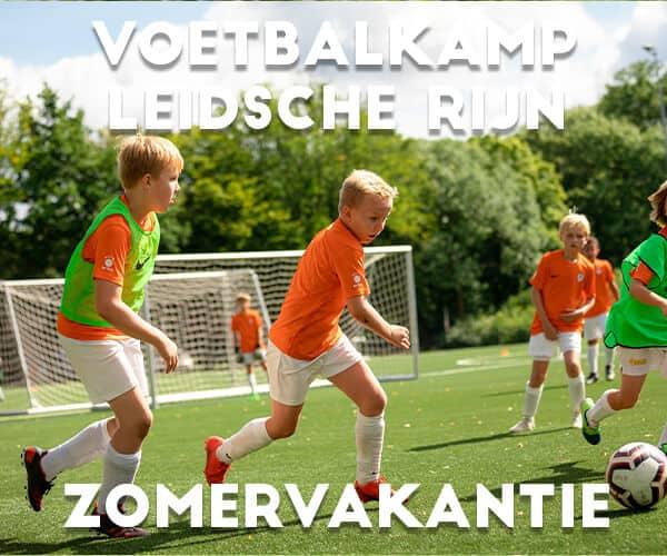 Ubuntu Voetbalkamp in Utrecht Leidsche Rijn 5 dagen in de zomervakantie van 2021