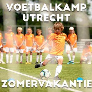 Ubuntu Voetbalkamp in Utrecht in de zomervakantie 2022 3 dagen