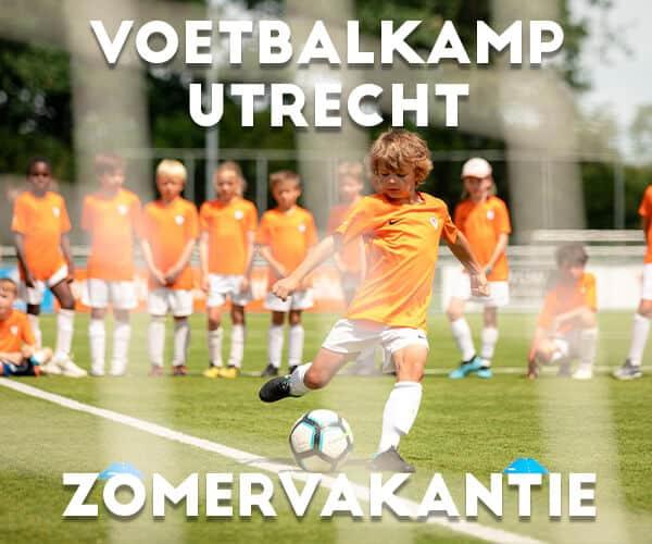Ubuntu FC Jungle Voetbalkamp in Utrecht in de zomervakantie 2022 (3 dagen)