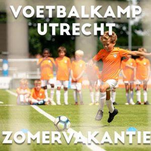 Ubuntu Voetbalkamp in Utrecht in de zomervakantie 2021 5 dagen