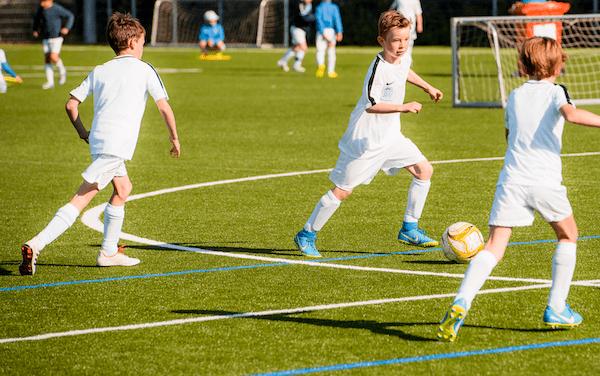 FC Driebergen Voetbalkamp in de herfstvakantie van 2021