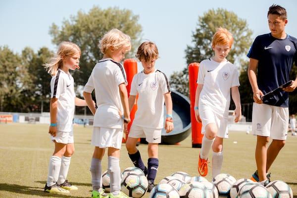 FC Delta Sports '95 Voetbalkamp in de herfstvakantie van 2021