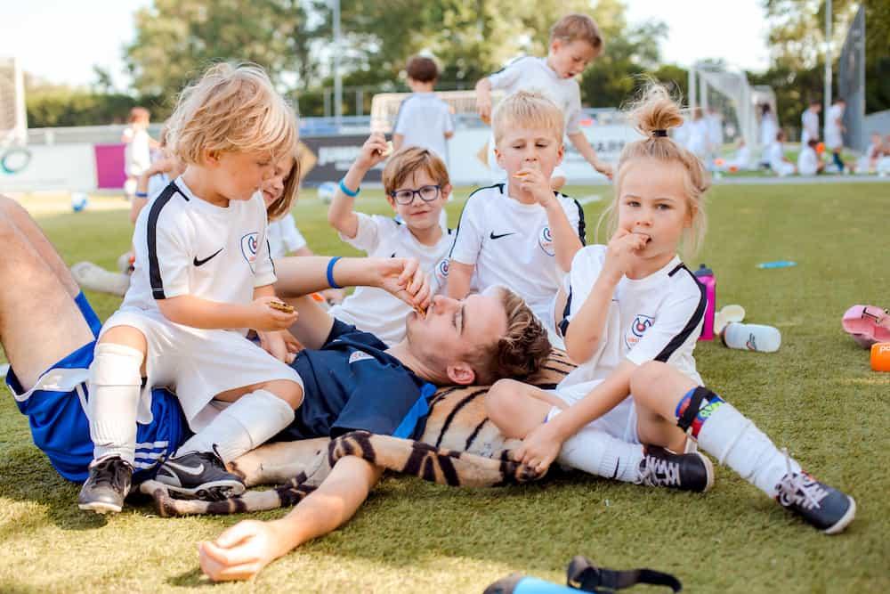 SML FC Jungle Voetbalkamp in de herfstvakantie van 2021