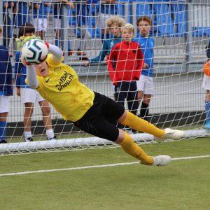 SV Kampong Keepersschool in Utrecht in het najaar 2021
