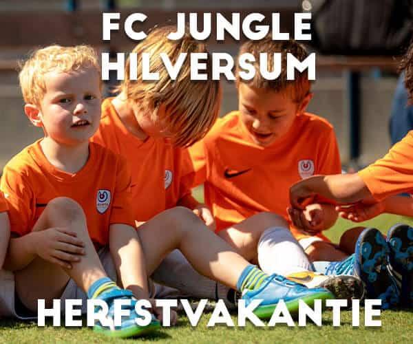 Ubuntu FC Jungle Voetbalkamp in Hilversum in de herfstvakantie 2021 (2 dagen)