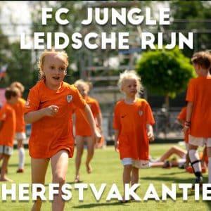 Ubuntu FC Jungle Voetbalkamp in Leidsche Rijn in de herfstvakantie 2021 2 dagen