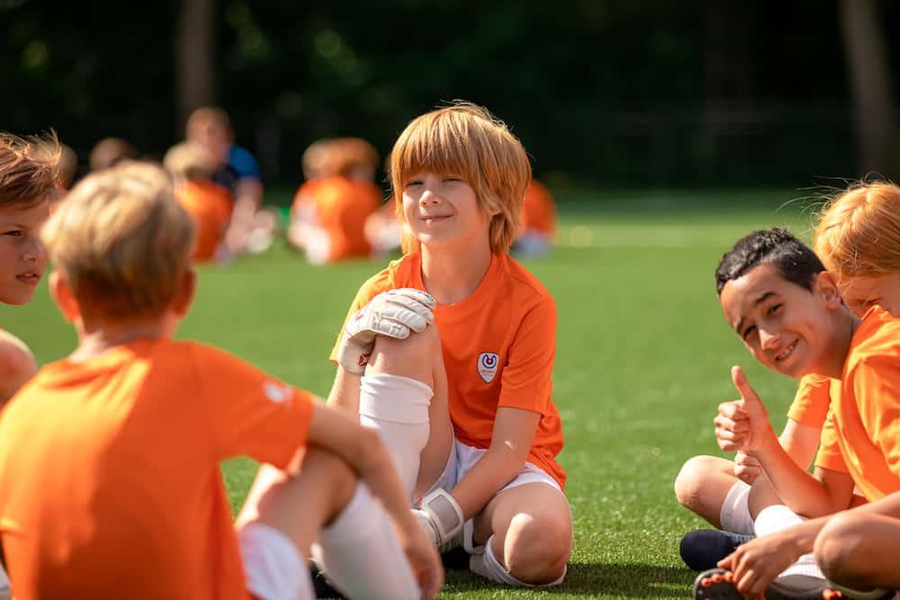 Ubuntu Voetbalkamp in Arnhem in de zomervakantie van 2022 3 dagen
