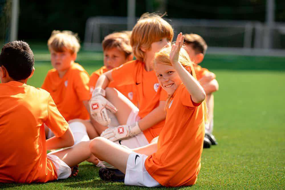 Ubuntu Voetbalkamp in Arnhem in de zomervakantie van 2022 5 dagen