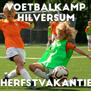 Ubuntu Voetbalkamp in Hilversum in de Herfstvakantie 2021 2 dagen