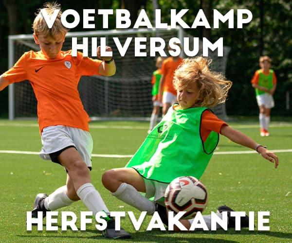 Ubuntu Voetbalkamp in Hilversum in de herfstvakantie 2021 (2 dagen)