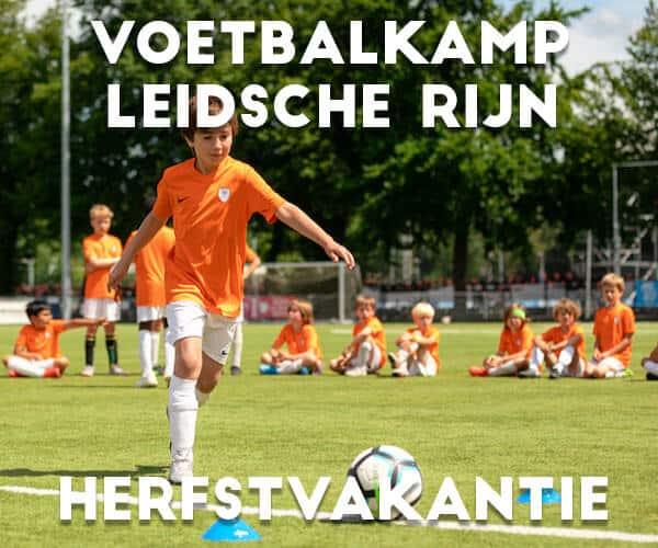 Ubuntu Voetbalkamp in Leidsche Rijn in de herfstvakantie 2021 (2 dagen)