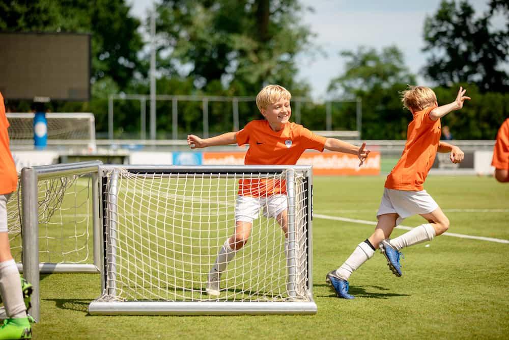 Ubuntu Voetbalkamp in Leidsche Rijn in de herfstvakantie van 2022 2 dagen