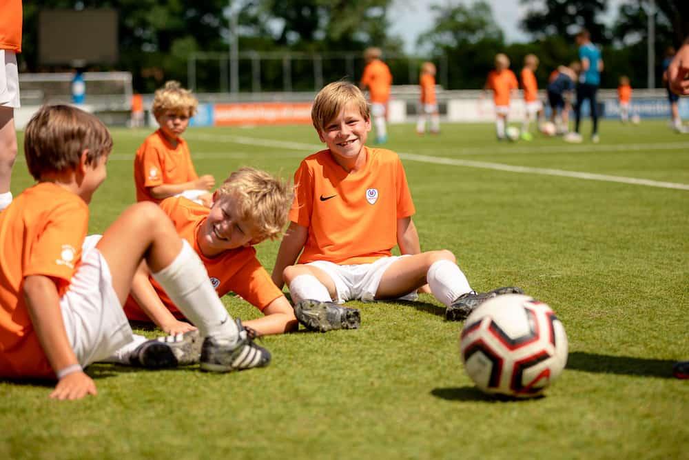 Ubuntu Voetbalkamp in Leidsche Rijn in de zomervakantie 2022 5 dagen