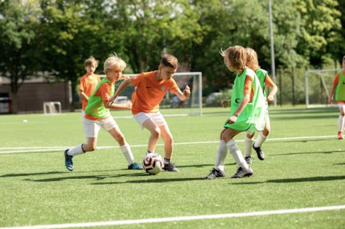 Ubuntu Voetbalkamp in Rotterdam in de zomervakantie van 2022 3 5 dagen