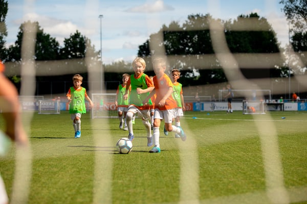 Ubuntu Voetbalkamp in Rotterdam in de zomervakantie van 2022 3 dagen