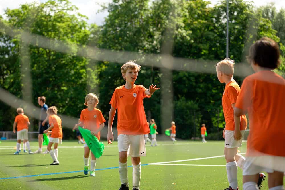 Ubuntu Voetbalkamp in Utrecht in de zomervakantie van 2022 5 dagen