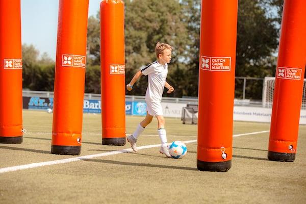 VV Bennekom Voetbalkamp in de herfstvakantie van 2021